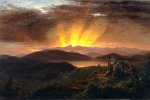 Frederic-E.-Church-The-After-Glow