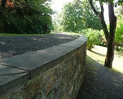Olana-Wall