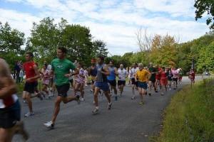 Barry Hopkins Run at Olana