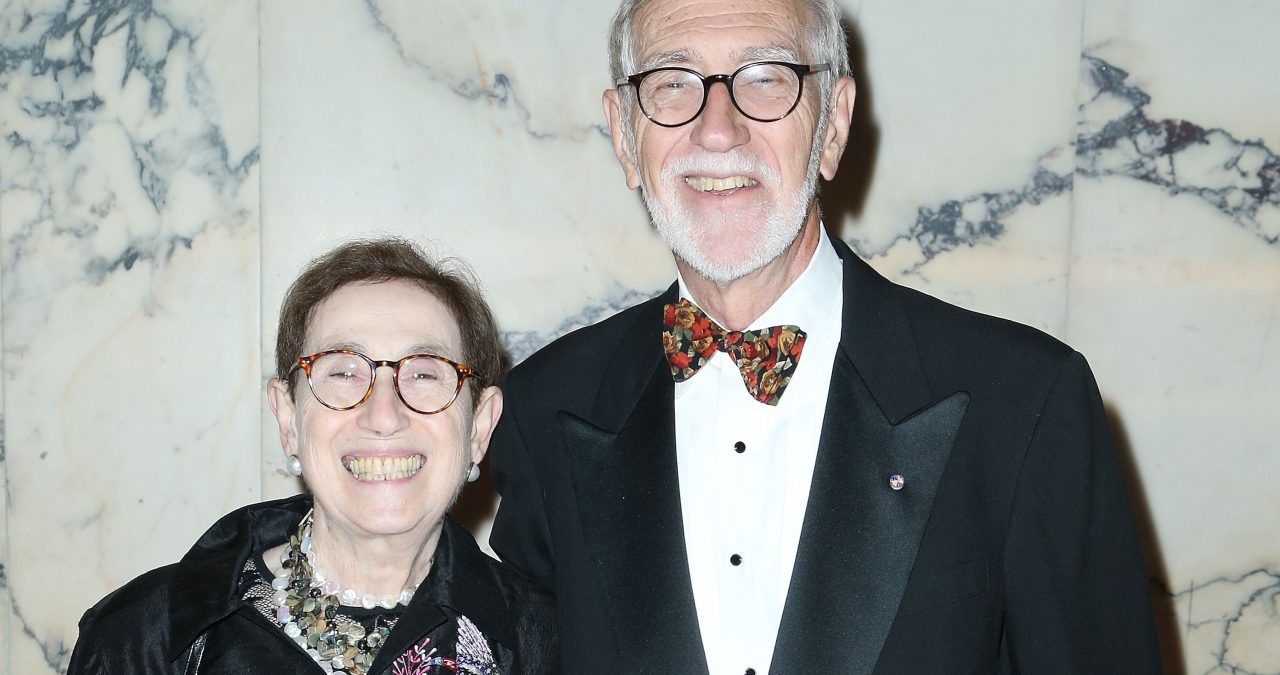 Linda Ferber, Laurie Olin== The Olana Partnership's 2017 Frederic Church Award Gala== The Metropolitan Club, NYC== October 17, 2017== ©Patrick McMullan== Photo - Jimi Celeste/PMC== ==